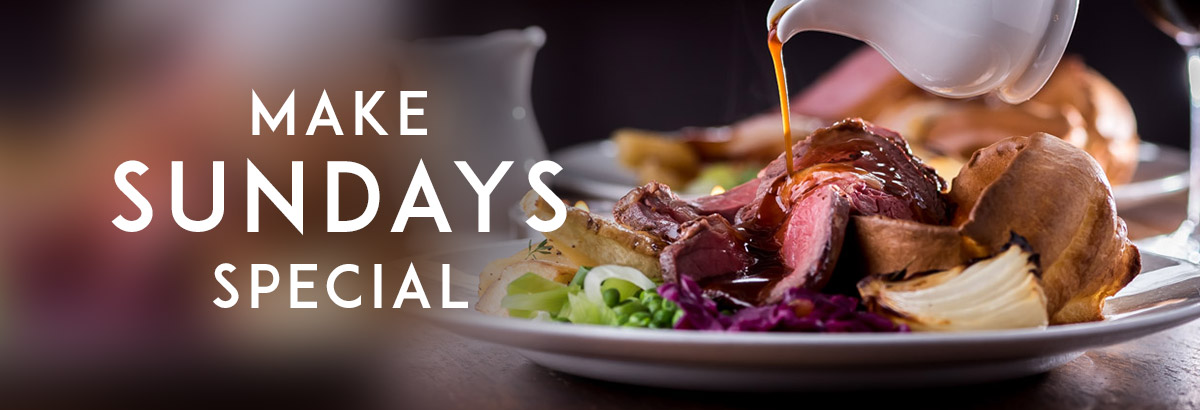 Special Sundays at The White Horse Hotel