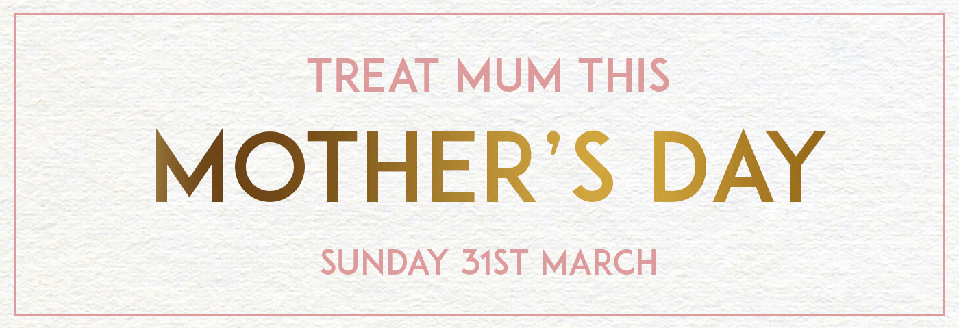 Mother's Day at The White Horse Hotel